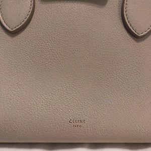 Celine Bags - Authentic Celine tie knot tote size med